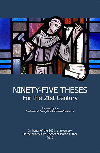 Ninety-Five Theses for the Twenty-First Century