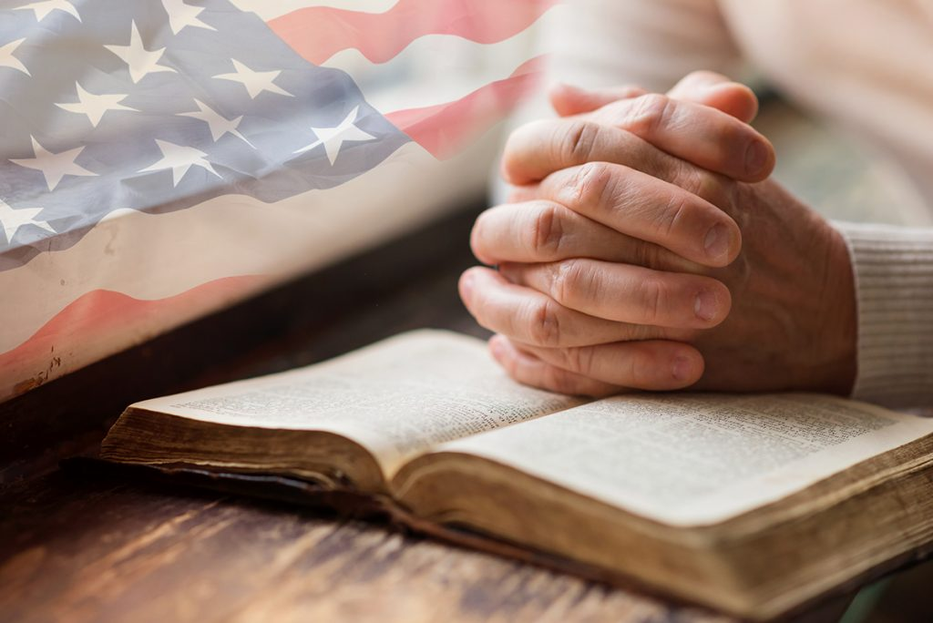 A Prayer on Inauguration Day
