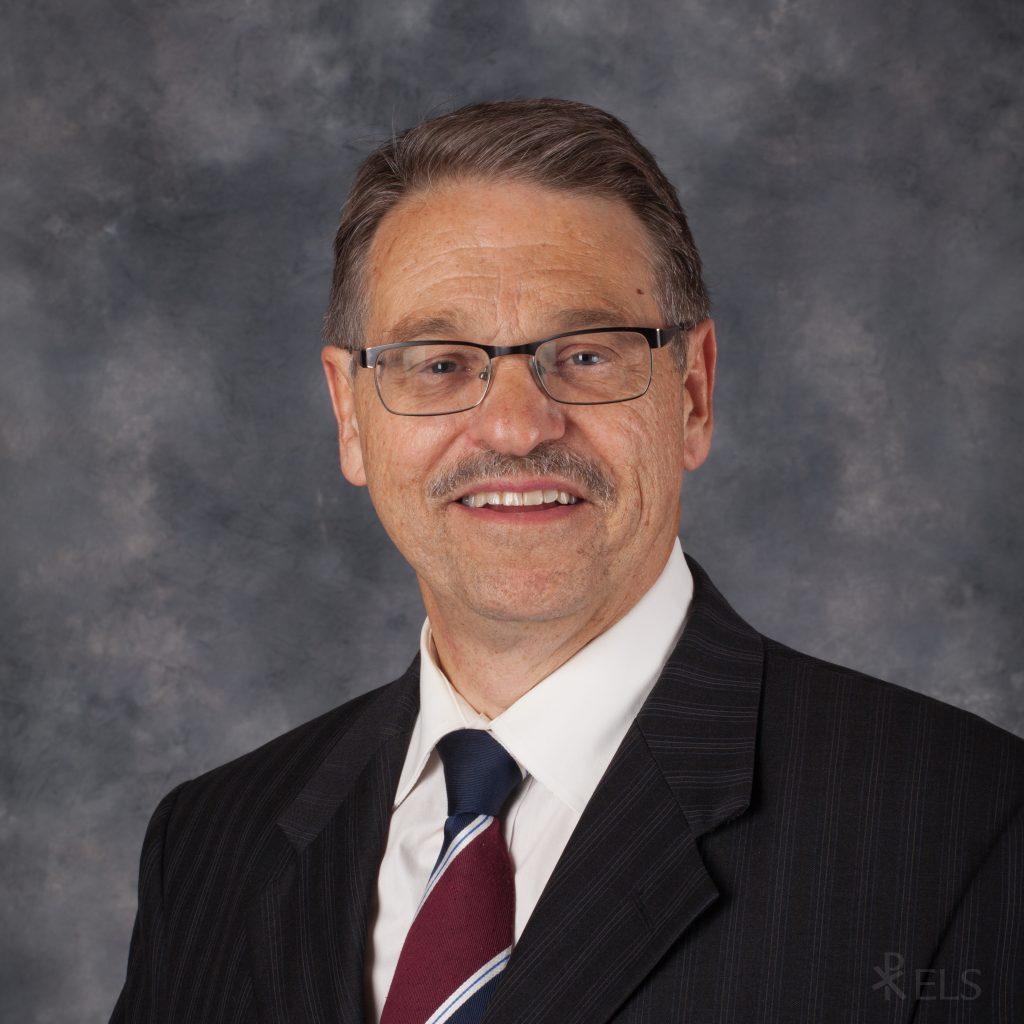 President Moldstad's Soul is in Heaven
