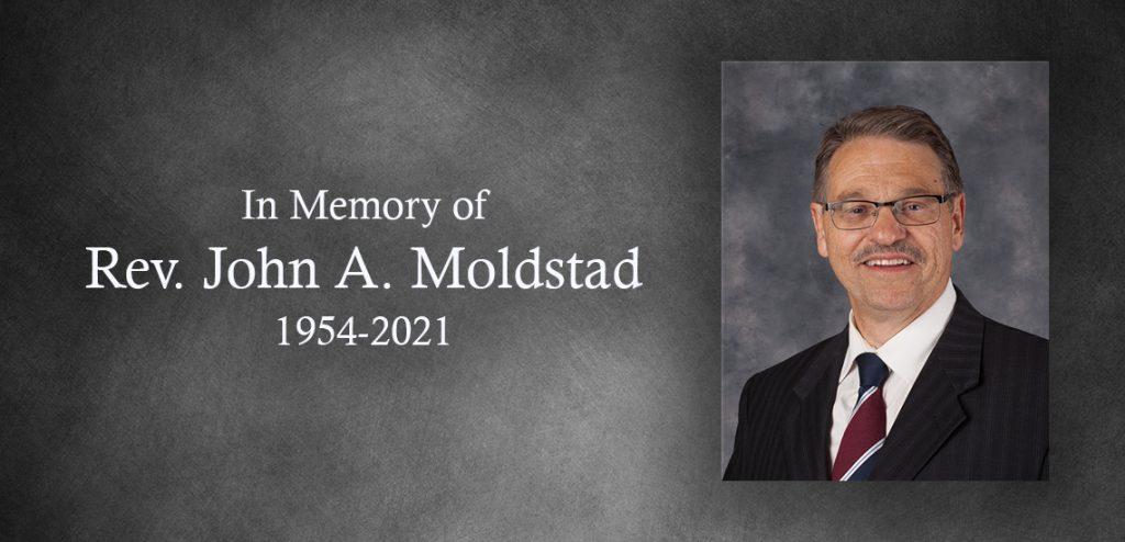John A. Moldstad