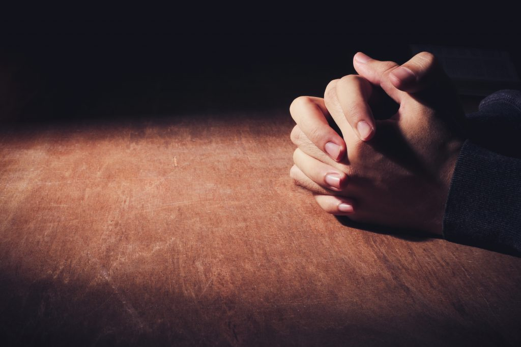 Prayer for Comfort and Guidance